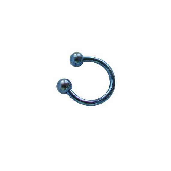 Piercing aro de titanio GPE38-1