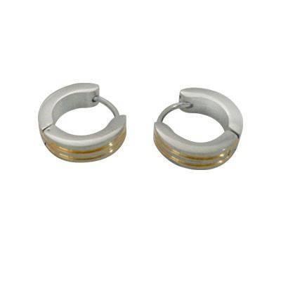 Aros de acero chico BB378-3, precio por unidad