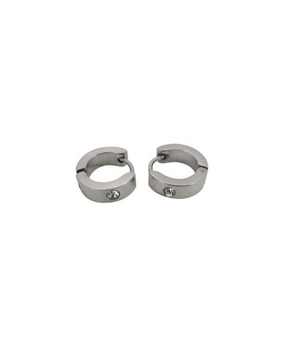 Aros de acero chico BB378-4, precio por unidad