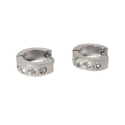 Aros de acero chico BB378-5, precio por unidad