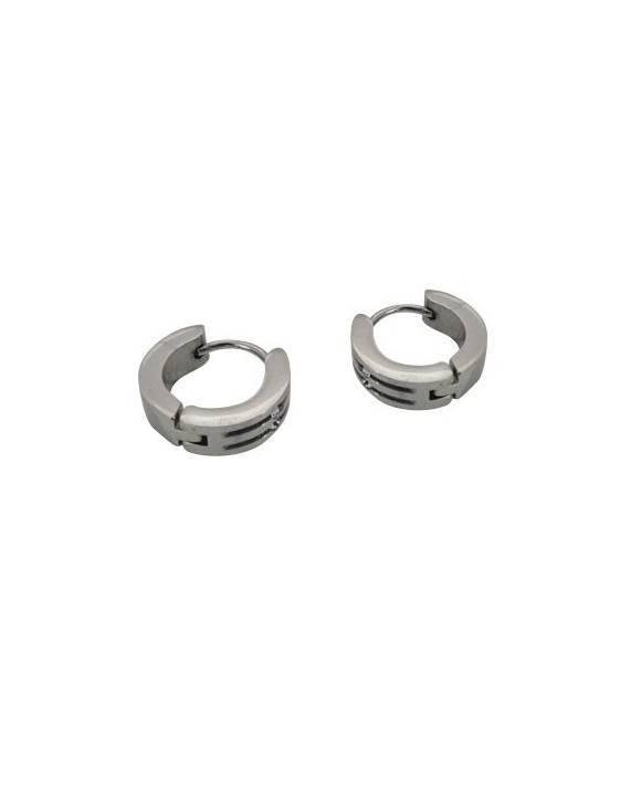 Aros de acero chico BB378-8, precio por unidad