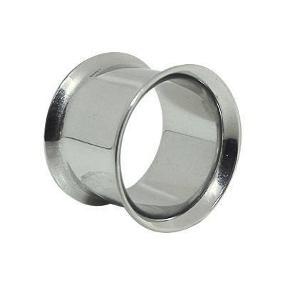 Dilatacion, tunel 12mm de acero. Precio por unidad. GX73-2