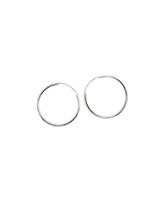 Aros de plata, AR119, precio por pareja
