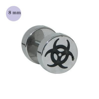 Dilatacion falsa 8mm de acero, GX65-26