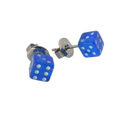 Pendientes antialergicos para chico de acero. Precio por unidad. BB379-3