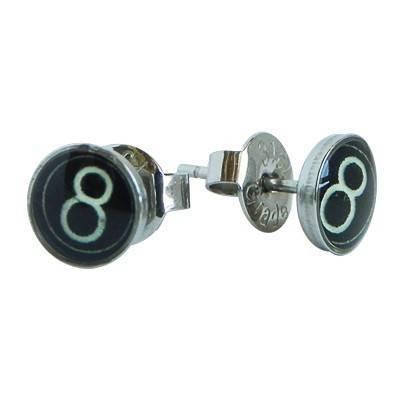 Pendientes antialergicos para chico de acero. Precio por unidad. BB380-6