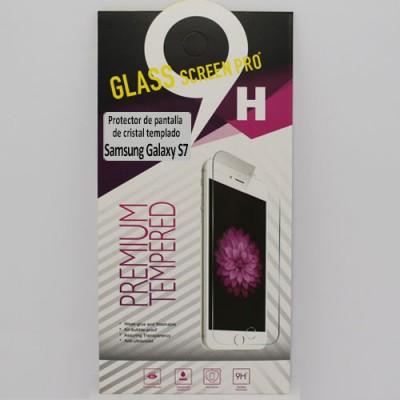 Protector de cristal templado para Samsung Galaxy S7